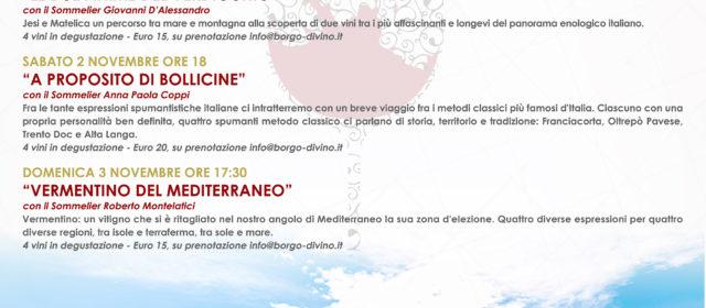 FISAR Firenze & Borgo Divino… Ecco le degustazioni guidate!
